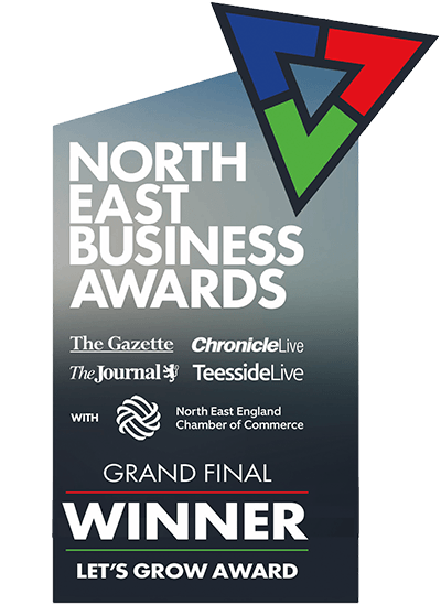 North East Business Awards Grand Final Winner